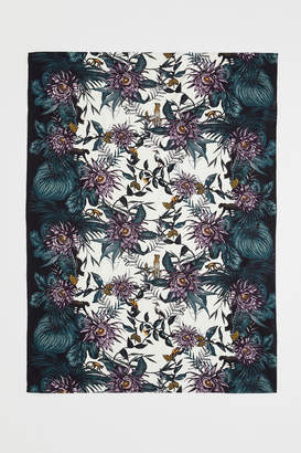 H&M Printed Cotton Tablecloth
