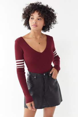 Out From Under Aspen Sweater Bodysuit