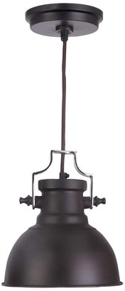 Kenroy Home Nautilus 1-Light Mini Pendant Lamp