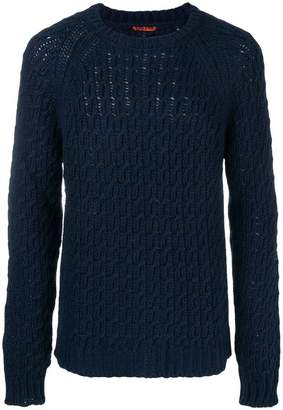 Barena cable knit sweater