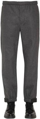 Prada Stretch Flannel Pants