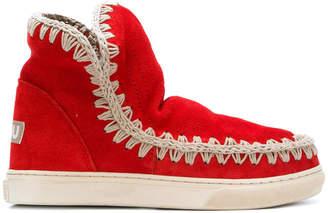 Mou Eski low boots