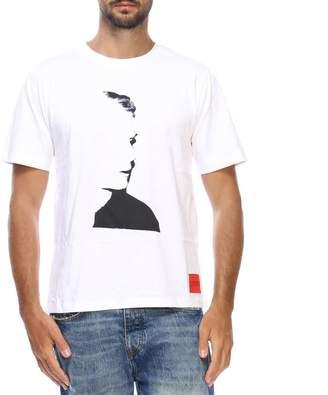 Self-Portrait CKJ WARHOL T-shirt T-shirt Men Ckj Warhol
