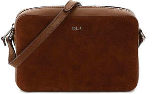 Lauren Ralph Lauren Dowell Camera Leather Crossbody Bag - Women's