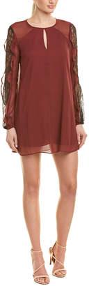 BCBGeneration Lace Shift Dress