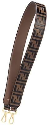 Fendi Strap You leather bag strap