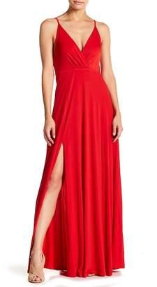 AEOM Spaghetti Strap Maxi Dress
