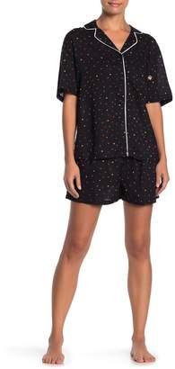 Nordstrom Room Service Love Wins Rainbow Short Pajamas (Unisex Exclusive)