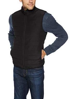 Chaps Men's Classic Fit Quilted Packable Vest