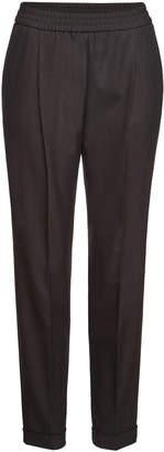 BOSS Tariyesa Pants with Elasticated Waist