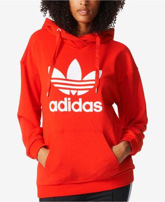 adidas Originals Trefoil Hoodie $70 thestylecure.com