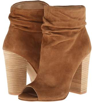 Kristin Cavallari Laurel Peep Toe Bootie Women's Dress Pull-on Boots