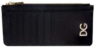 Dolce & Gabbana Leather Card Wallet