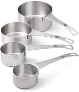 Ricardo Measuring Cups 4 Pcs Set