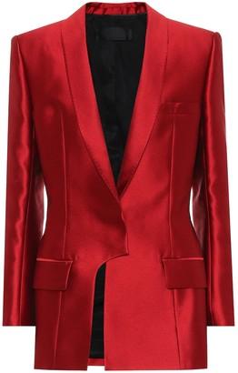 Haider Ackermann Hourglass satin jacket