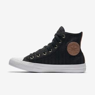 71f274cd65e7 ... Converse Chuck Taylor All Star Herringbone Mesh High Top Women s Shoe