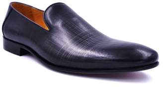 MAISON FORTE Valencia Leather Loafer