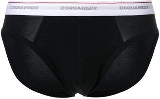 DSQUARED2 slim logo briefs