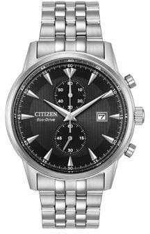 Citizen Eco-Drive Stainless Steel Bracelet Watch
