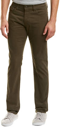 AG Jeans The Dylan 1 Year Army Green Slim Skinny Leg