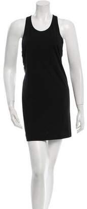 3.1 Phillip Lim Sleeveless Draped Dress