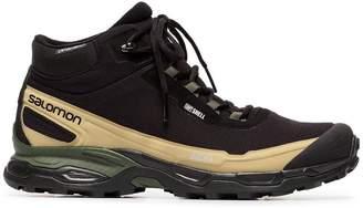 Salomon S/Lab x The Broken Arm black Shelter sneakers