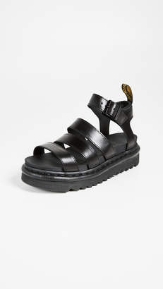 Dr. Martens Blaire Adjustable Strap Sandals