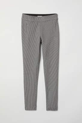 H&M Dressy Leggings - White