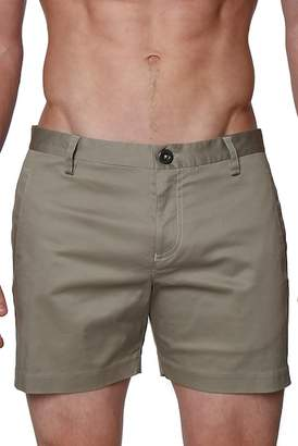 Parke & Ronen Solid Holler Shorts