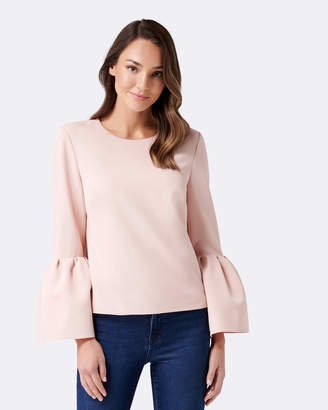 Nia Bell Sleeve Top