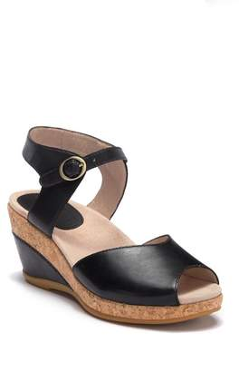 Dansko Wedge Sandal