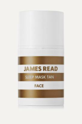 James Read - Sleep Mask Tan, 50ml - Colorless