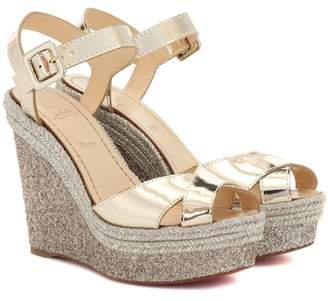 62cd60820a36 Christian Louboutin Wedge Sandals For Women - ShopStyle Australia