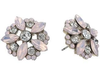Nina Opal Floral Stud Earrings
