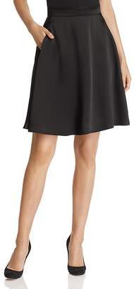 Emporio Armani Fluid A-Line Skirt