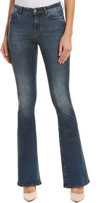 MiH Jeans Bodycon Marrakesh More Blue Slim Kick Flare