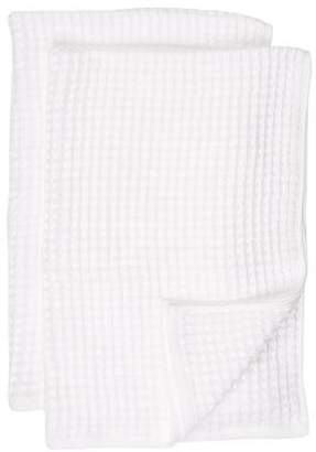 Calvin Klein Collection Pair of Baby Blankets