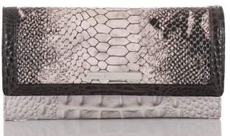 Brahmin Soft Checkbook Wallet Loukkos
