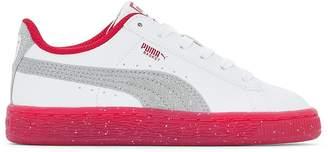 Puma Kids Iced Glitter Trainers
