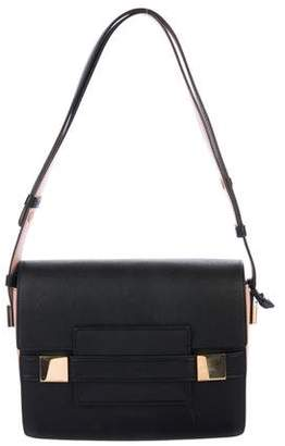 Delvaux Madame PM Leather Shoulder Bag
