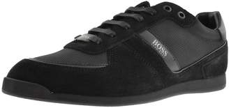 BOSS Athleisure Maze Trainers Black