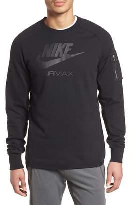 Nike NSW Air Max Crewneck Sweatshirt