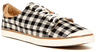 Reef Walled Low Lace-Up Sneaker (Women) $55 thestylecure.com