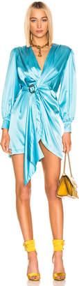 retrofete Elodie Dress in Light Blue   FWRD