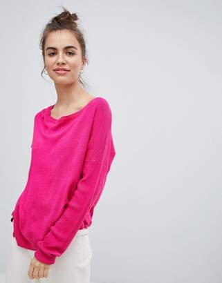 Blend She Shana Lightweight Knit Sweater