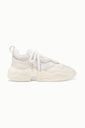 adidas Supercourt Rx Leather Sneakers - White