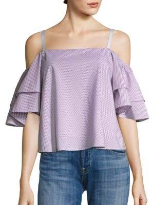 Doreen Off-The-Shoulder Camisole Top