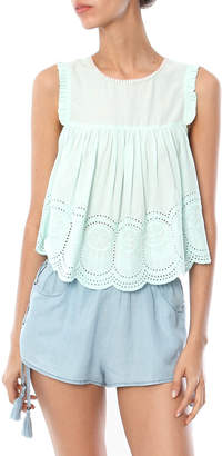 SALE RahiCali Eyelet Top