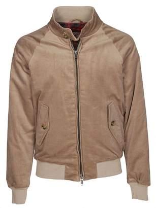 Baracuta Zipped Jacket