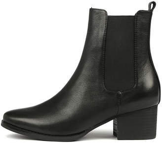 I Love Billy Lella Black Boots Womens Shoes Ankle Boots